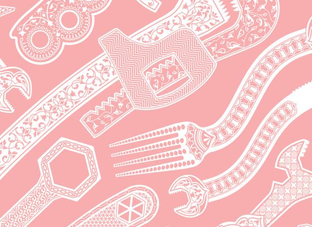 Hand Tool Wallpaper