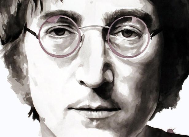 John Lennon Portait