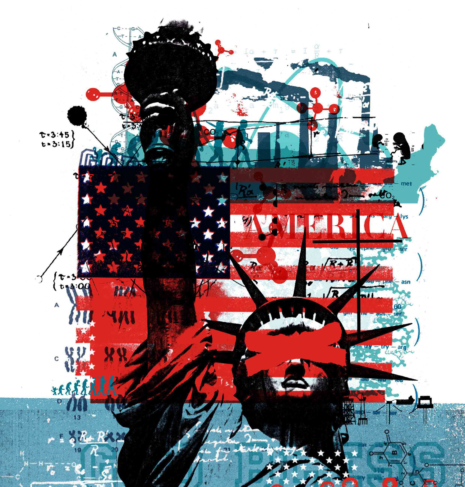 America / New Scientist