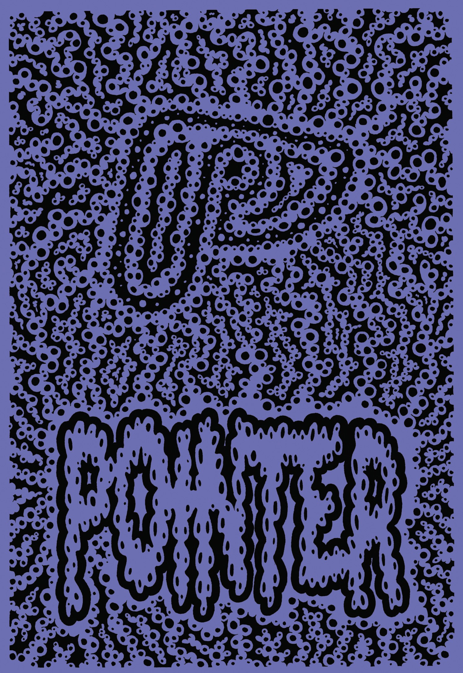 Pointer Bag Graphic Purple