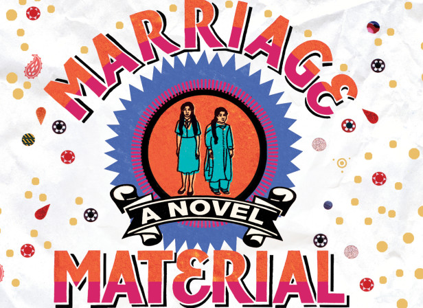Marriage Material - Sathnam Sanghera Book Cover