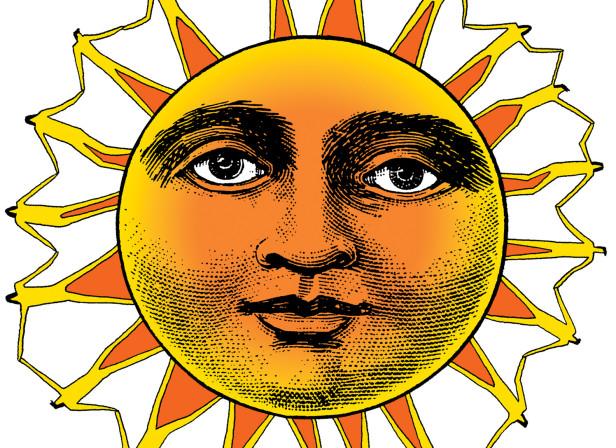 Community Sun Worshippers
