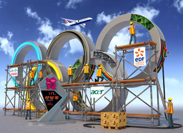 Working on the Olympics / Podium Magazine