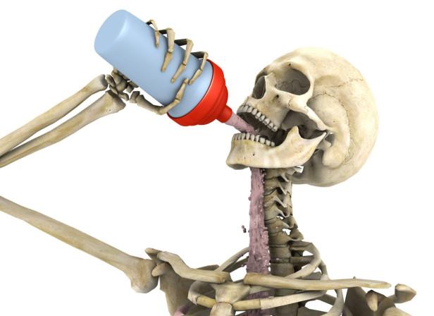 Skeleton Drink