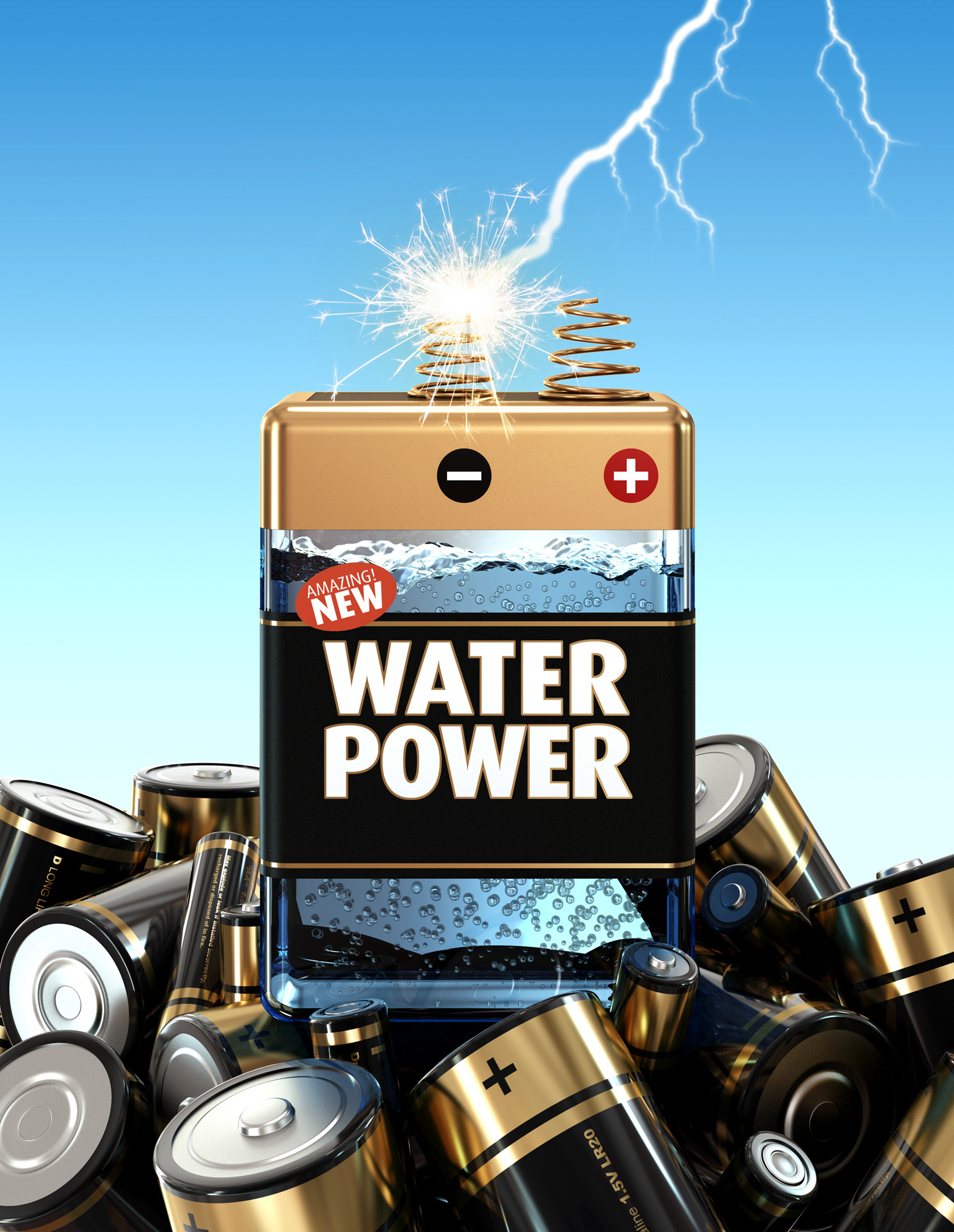 Water Power / Focus Magazine