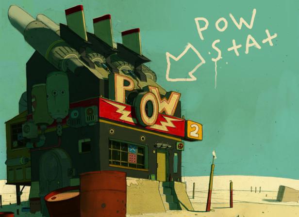 Pow Stat