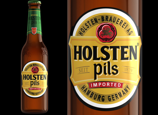 Holsten Pils Bottle