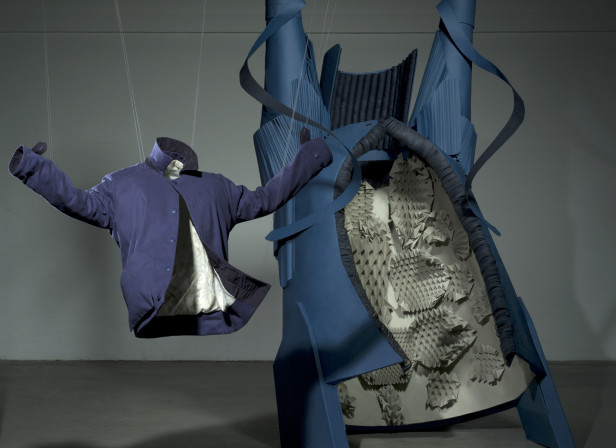 NonPareil Blue Jacket