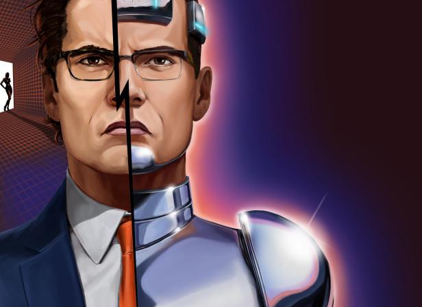 Ted Baker Vision Xpress Man