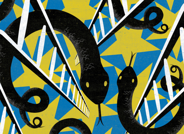 Snakes and Ladders / FT