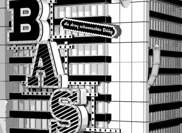 Neuezürcherzeitung NZZ Campus Cities Basel