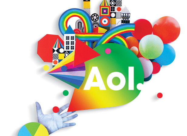 AOL Rainbow City