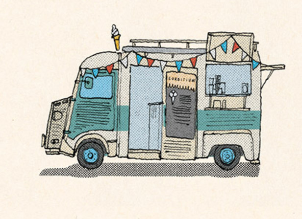 Food Trucks / The London Magazine