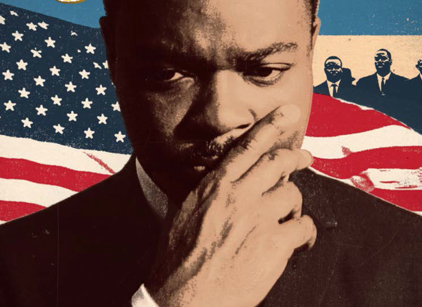 Selma Martin Luther King / Sight and Sound Magazine Cover