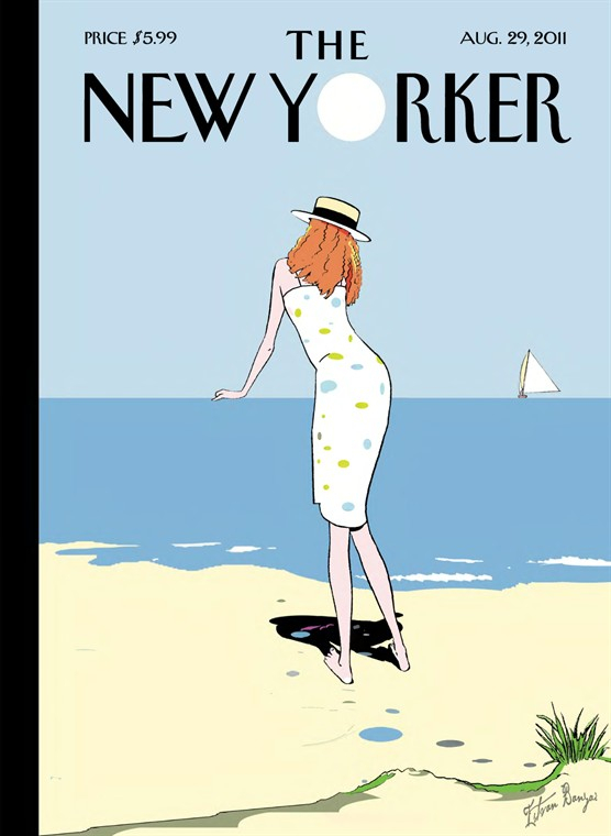 The New Yorker Cover August 29th 2011