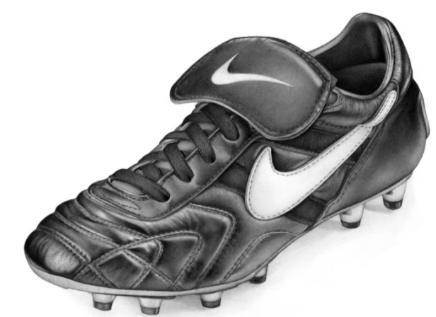 Nike Football Boot Full View