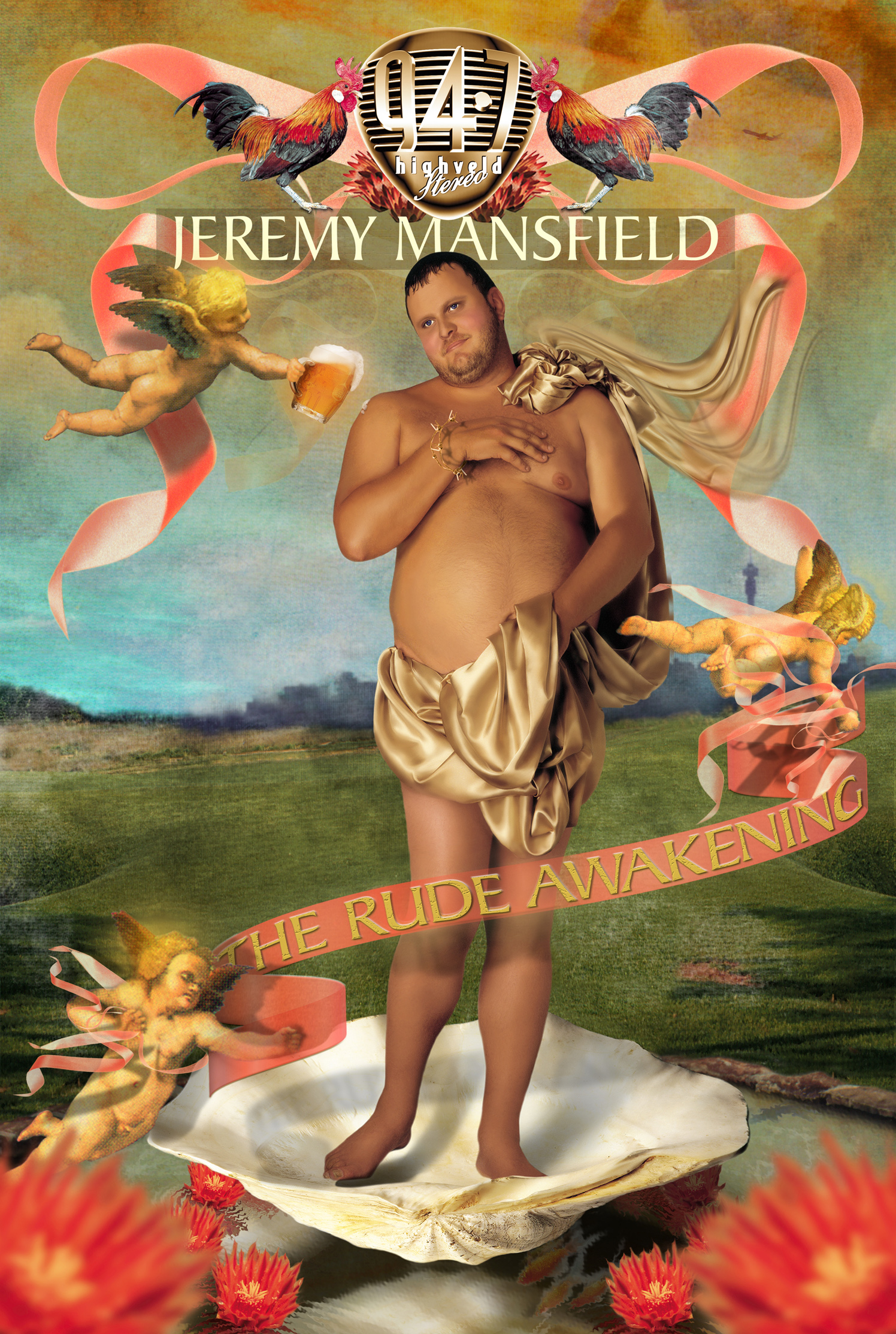 Jeremy Mansfield / Ogilvy