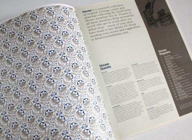 Soho House Brochure