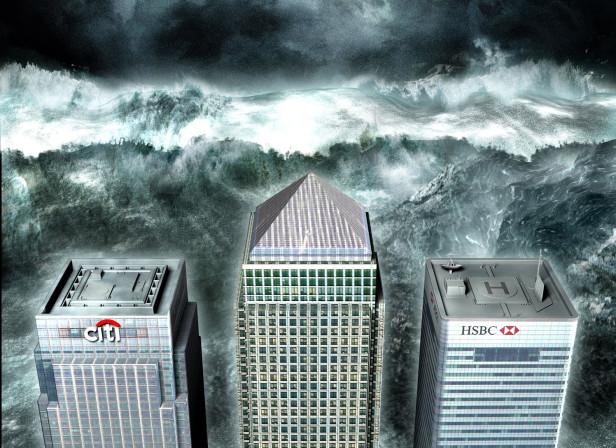 City Tsunami