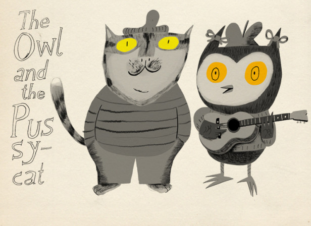 Owl And The Pussycat Dance Steps