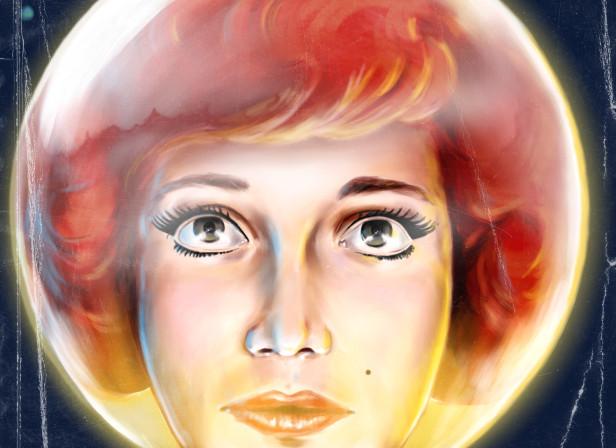 Space Girl Album Cover
