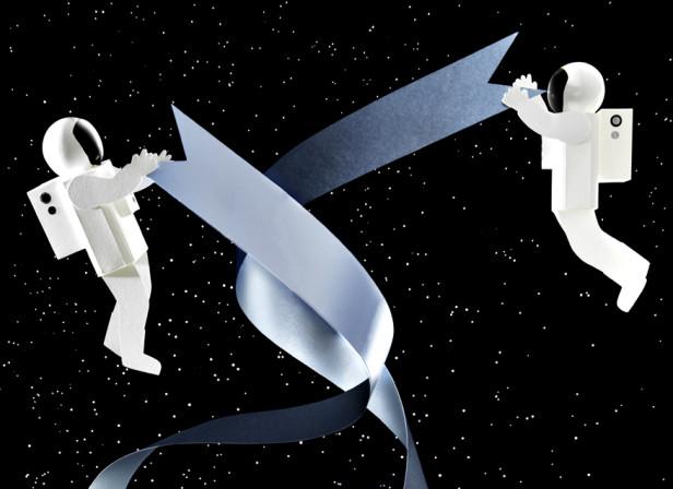 Vanity Fair Spacemen