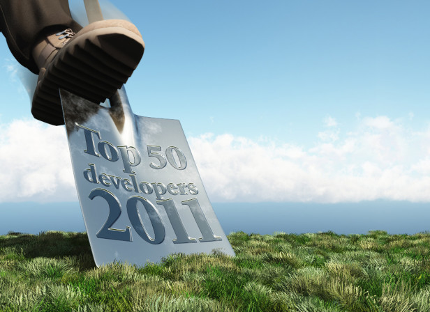 Top 50 Developers 2011 / Inside Housing