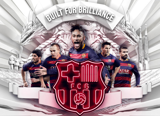 Built For Brilliance / Nike