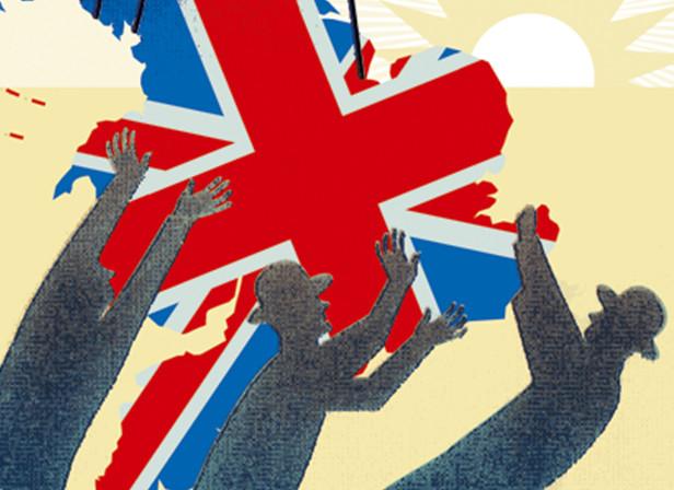Rebuilding Britain / Radio Times