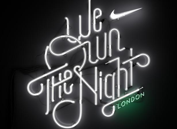 We Run The Night