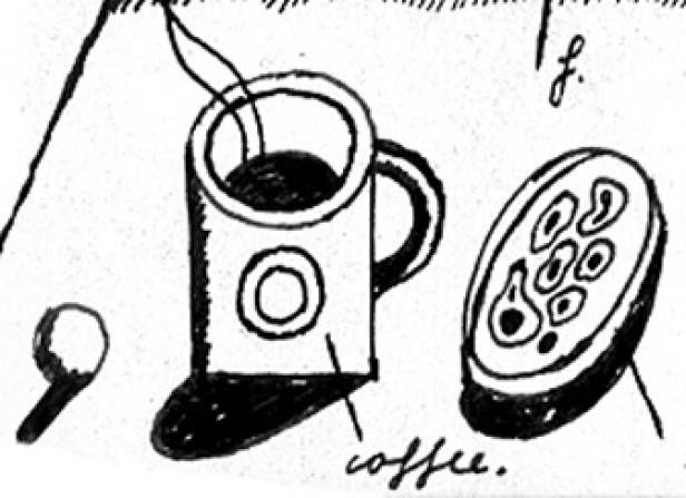 Coffee Bar Drawings