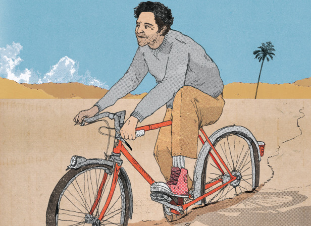 Dave Eggers Telegraph Review