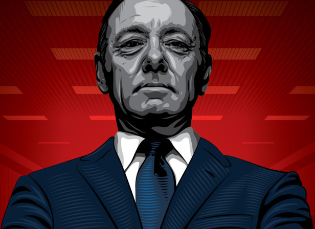 Frank Underwood / House Of Cards