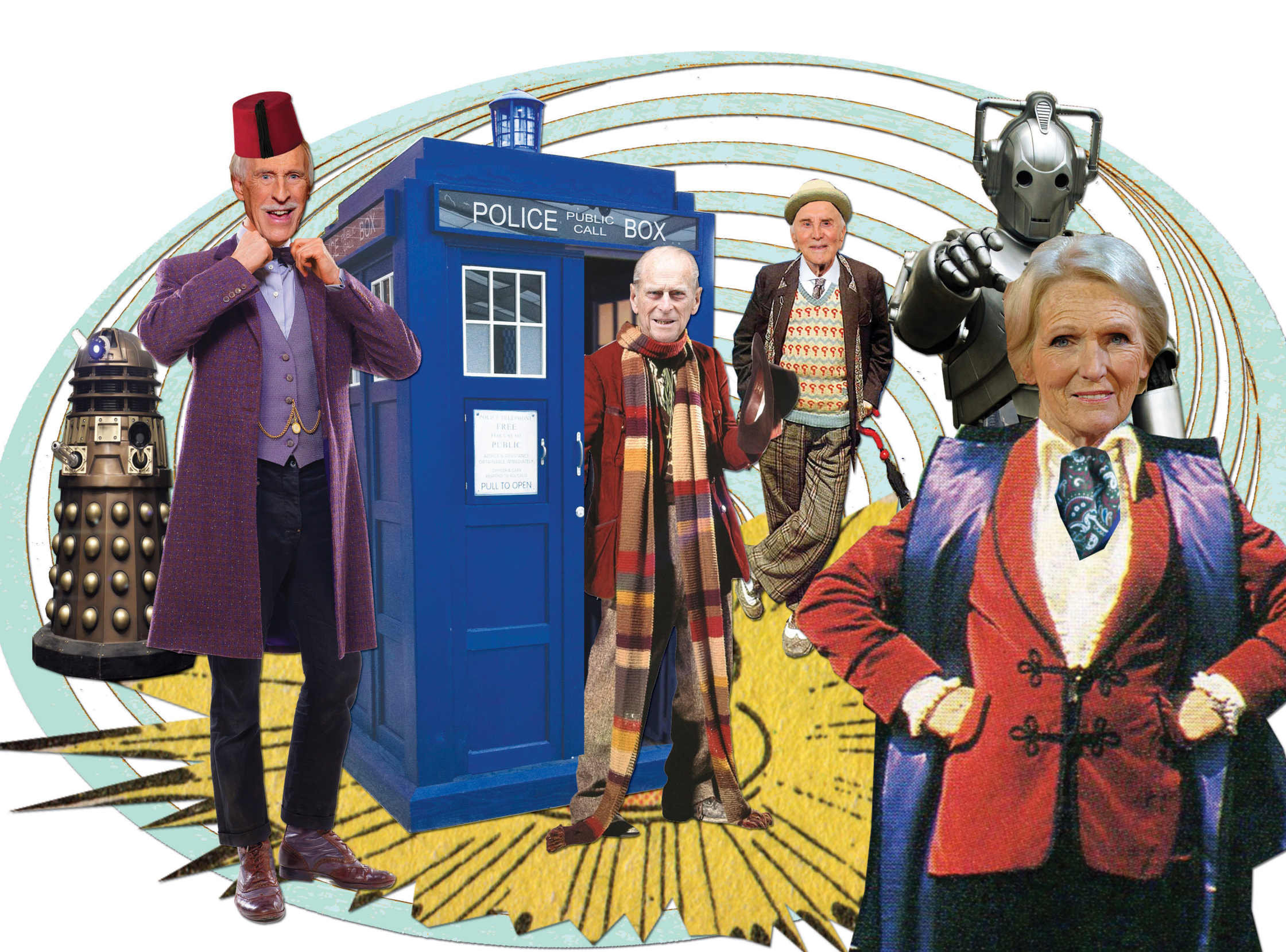 Doctor Who / High Life
