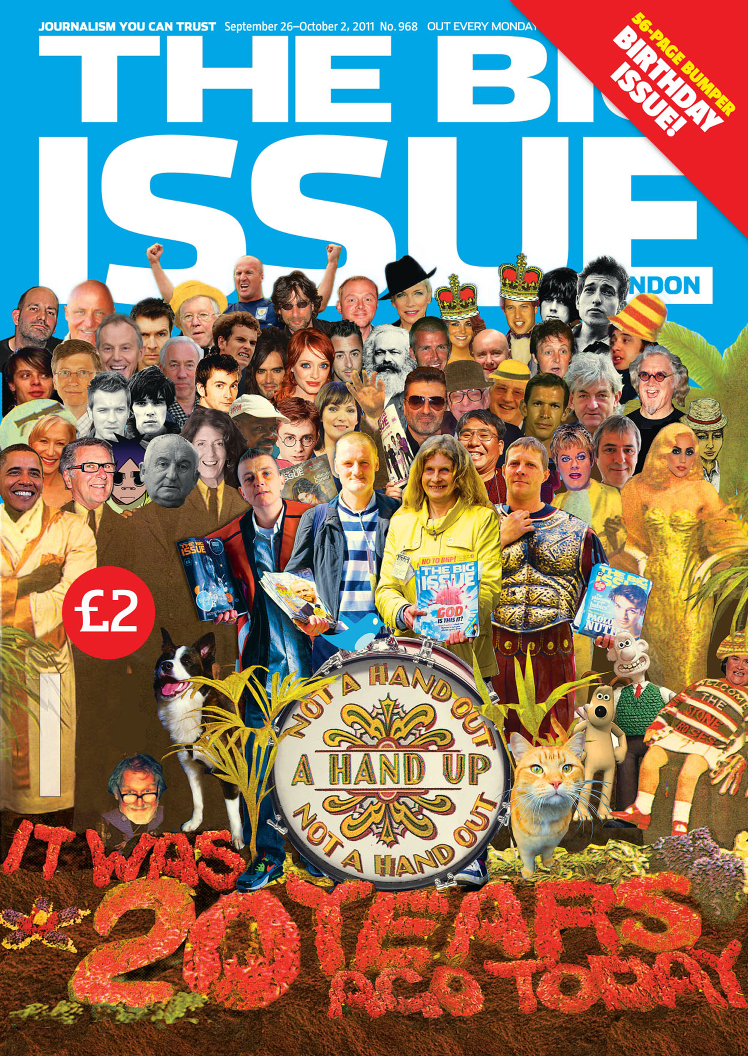 20th Birthday Issue / The Big Issue