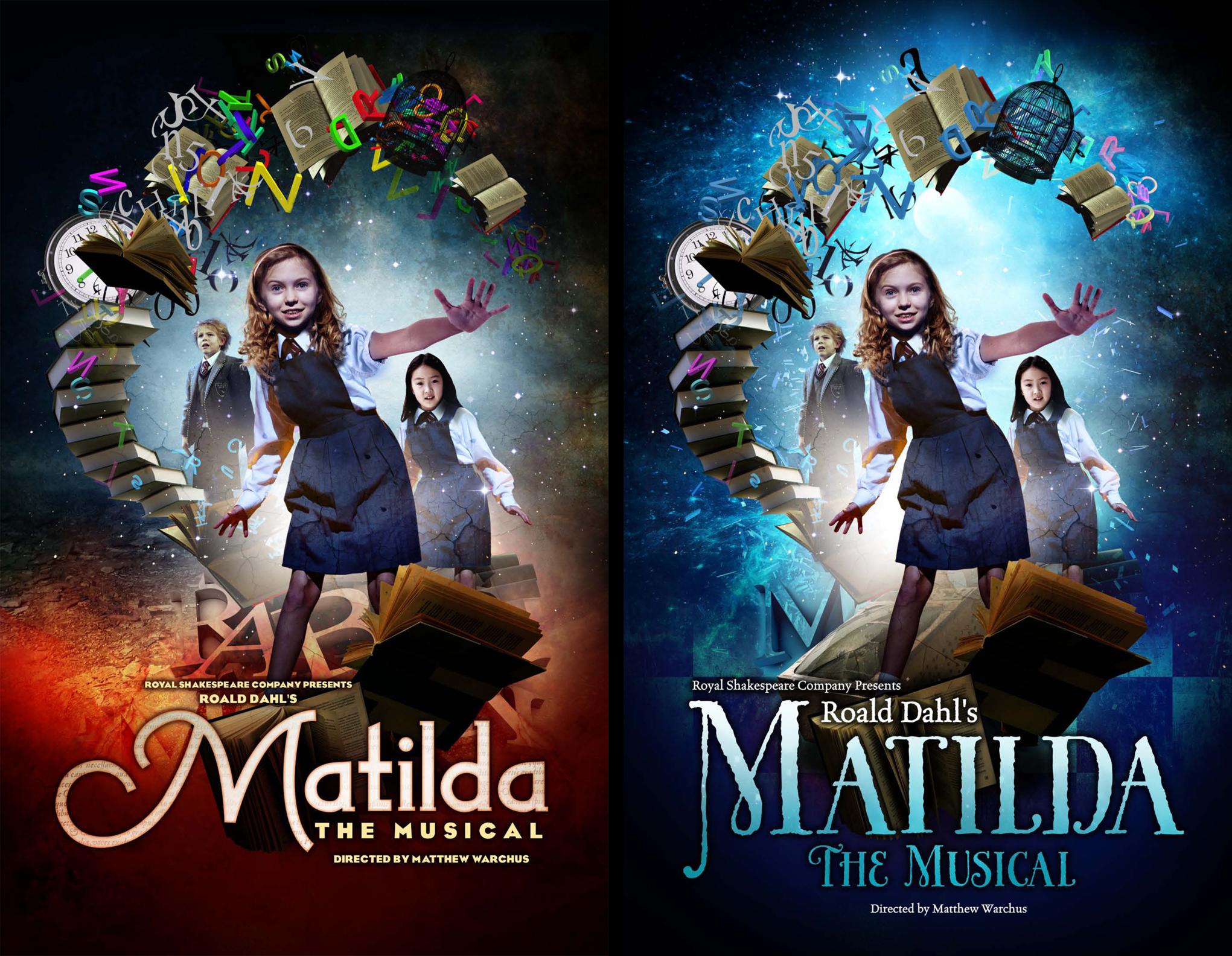Matilda The Musical Conceptual Development