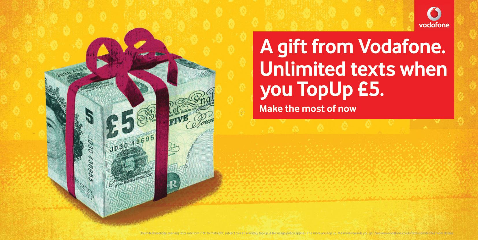Vodafone Gift