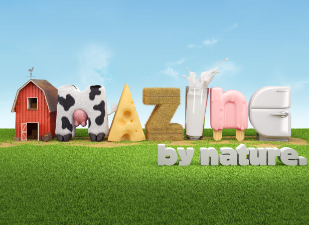 Amazing By Nature / Dairy Max