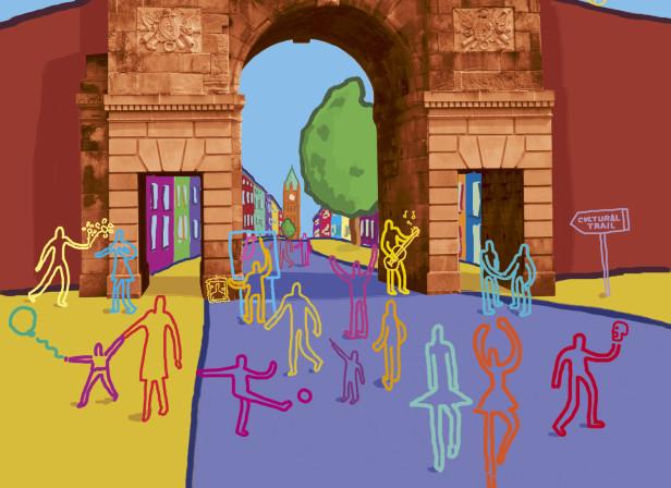 Arts Festival Brochure / Derry City Council