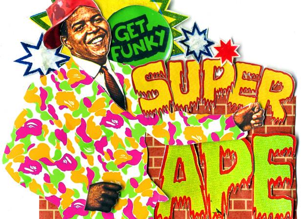 Super Ape Cool GQ
