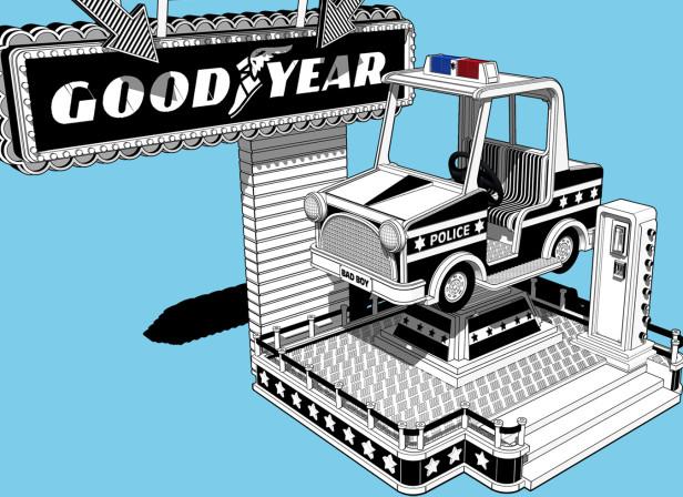 Goodyear Ride