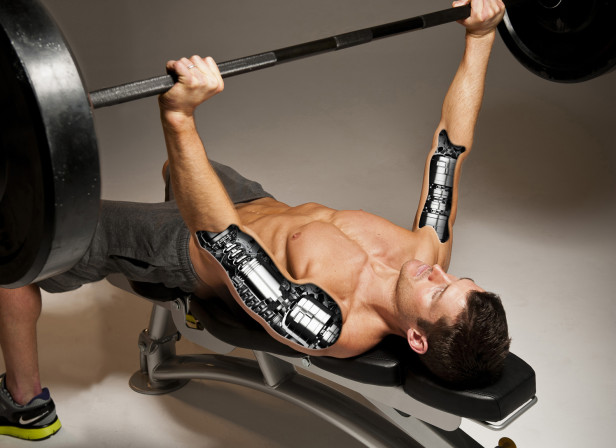 Robot Arm Workout