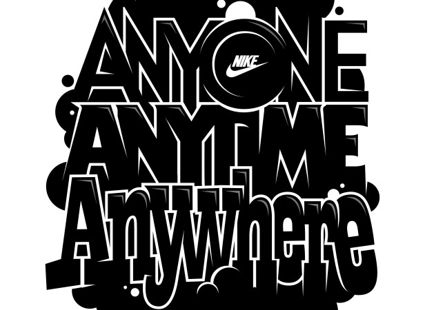 Anyone Anytime Anywhere