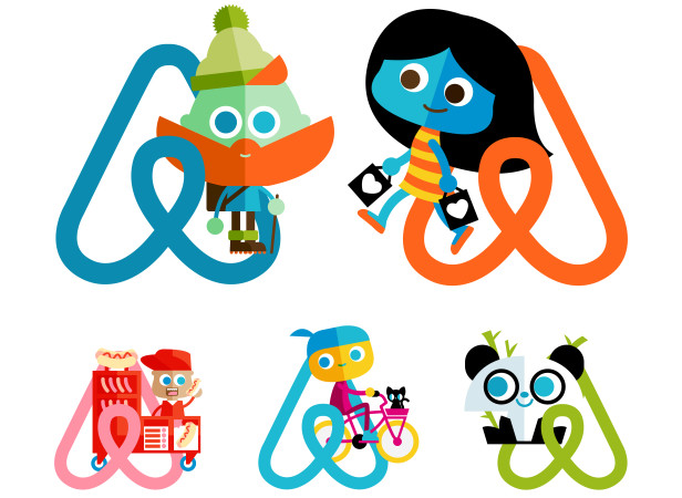 Airbnb Characters 2