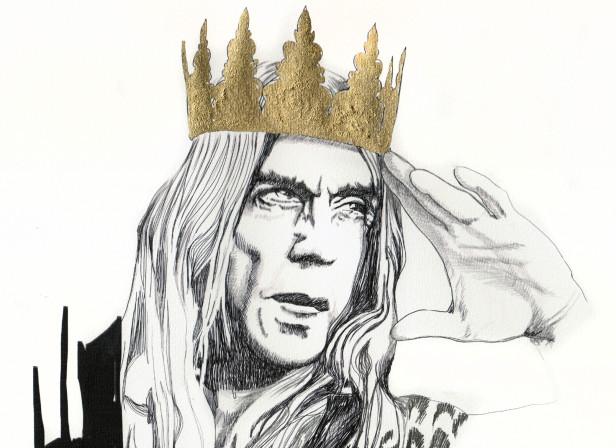 Naja conrad hansen fashion pen ink pencil artists for Iggy pop t shirt amazon