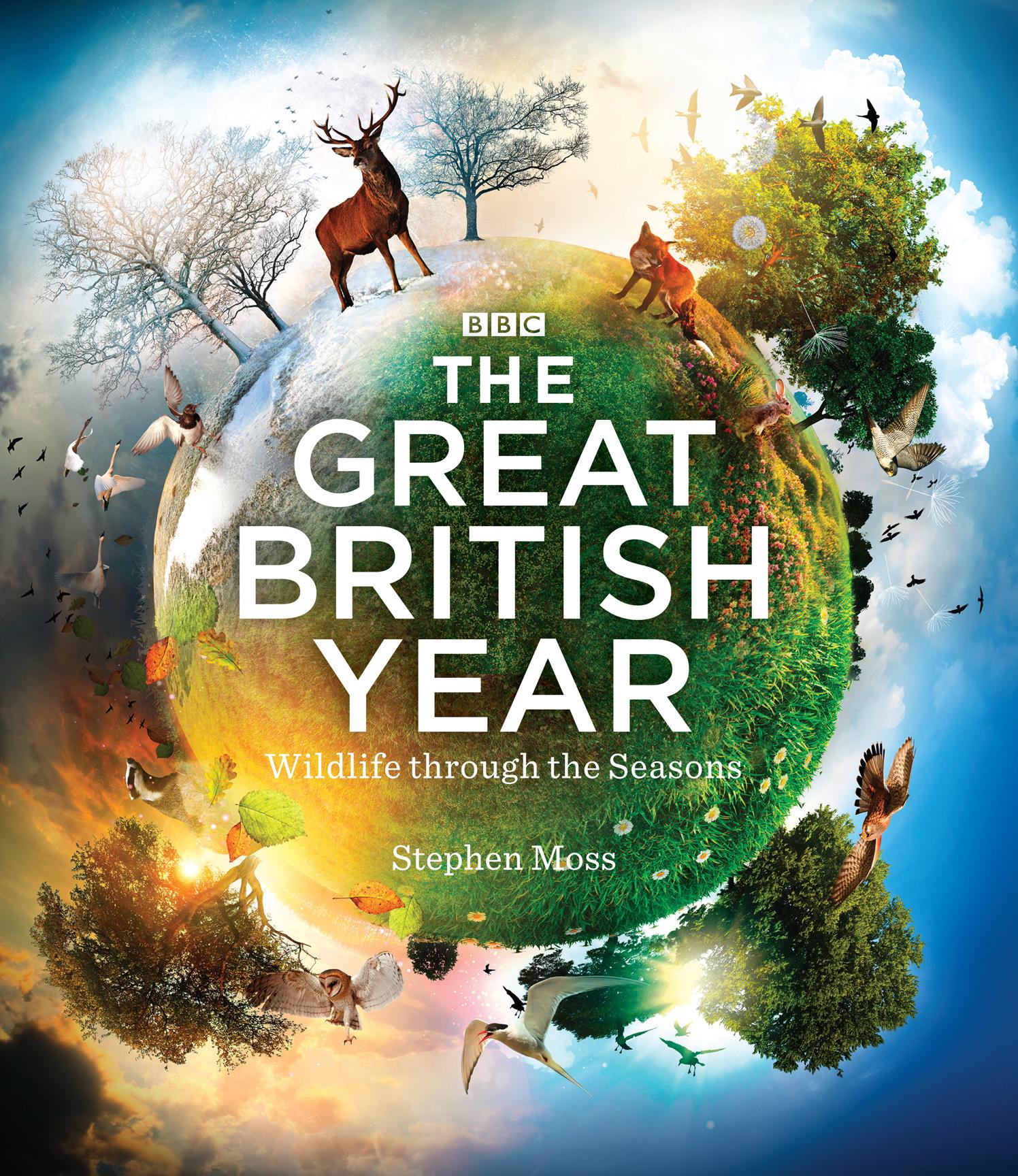 The Great British Year / BBC Books