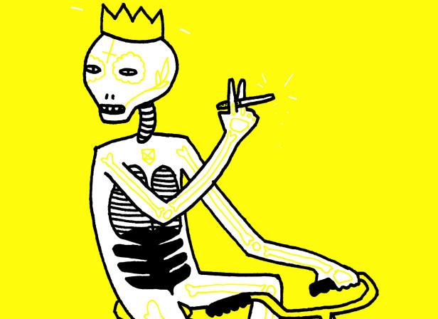 Bone Shaker / Yorkshire In Yellow
