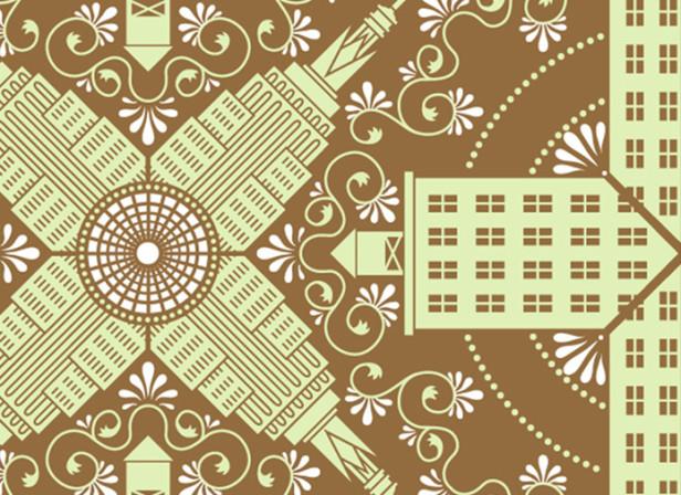 Soho House Wallpaper