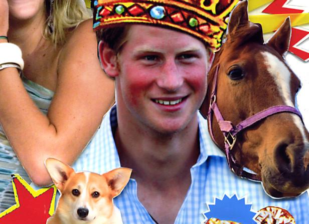 Prince Harry Royal