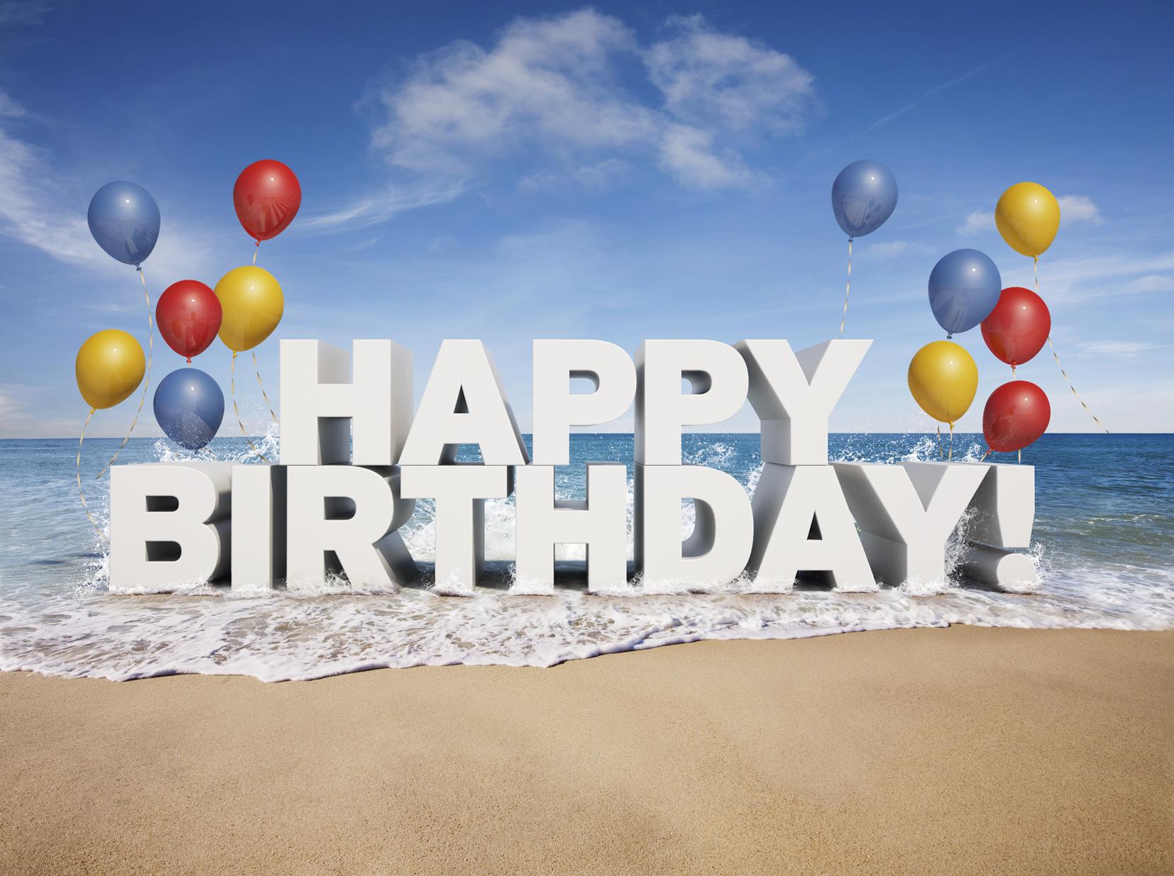 Креативное поздравление с днем рождения